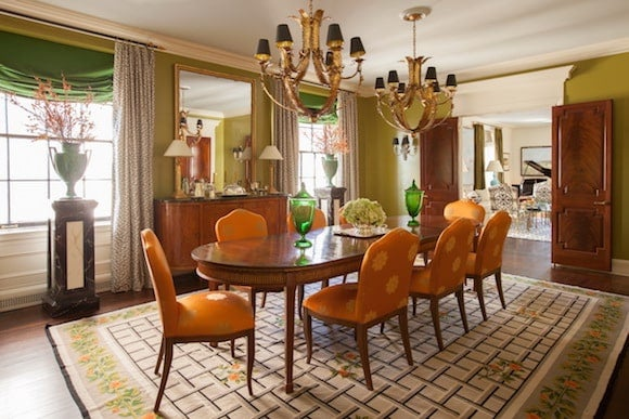 eclectic-traditional-dining-room-new-york-ny-by-brockschmidt-coleman-llc