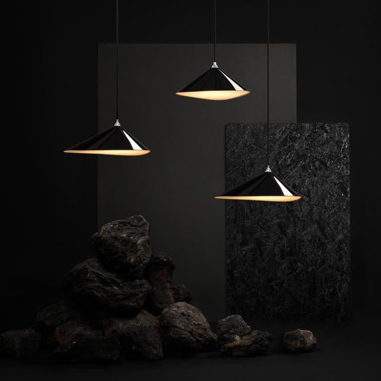 Daniel Becker's Emily I pendant lamps