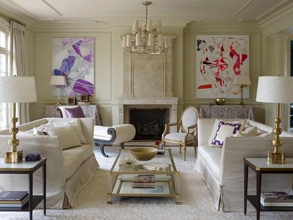 16 Pristine White Rooms The Study