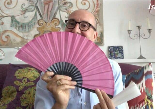 featured image for post: Video: Gianluca Longo on His Passion for Collecting Fans