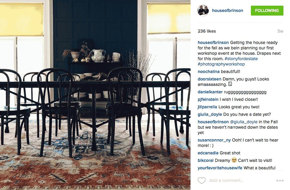 house of brinson-Instagram 1