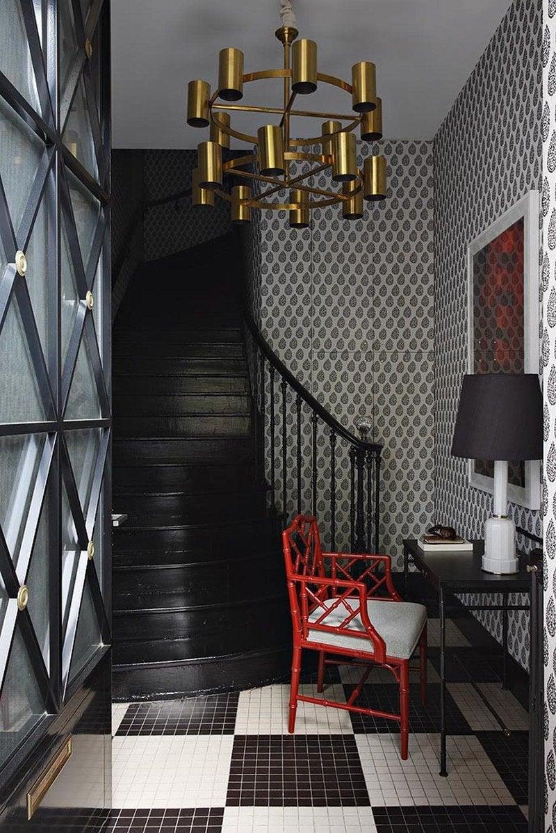 Modern Entry Foyer : 32 enchanting entryways and flawless foyers the study