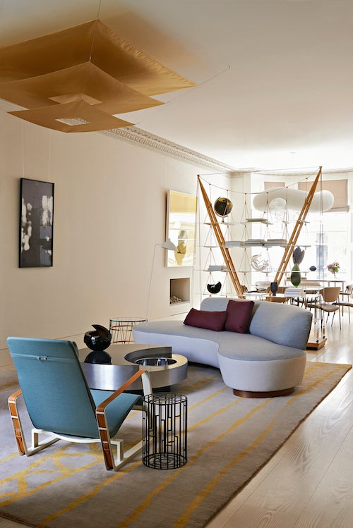 Photo by Mel Yates. 23 Modern British Interiors   The Study