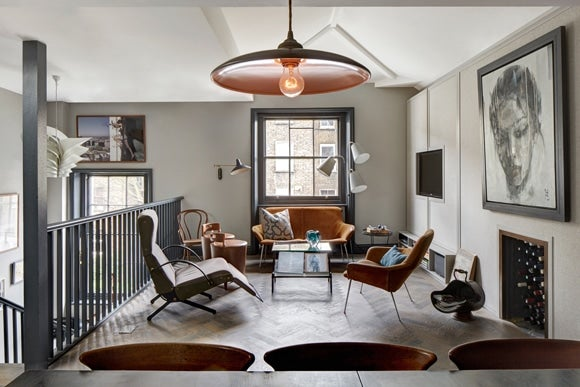 15 sophisticated spaces for stylish men the study for Scandinavian design london