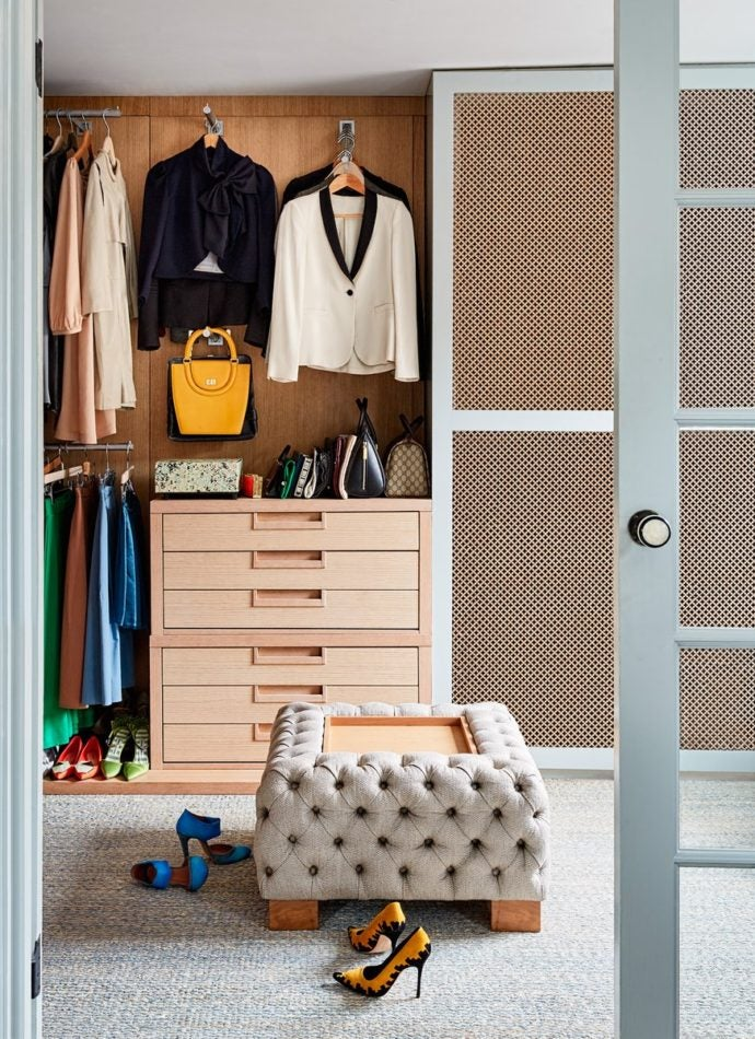 closet by Sigmar