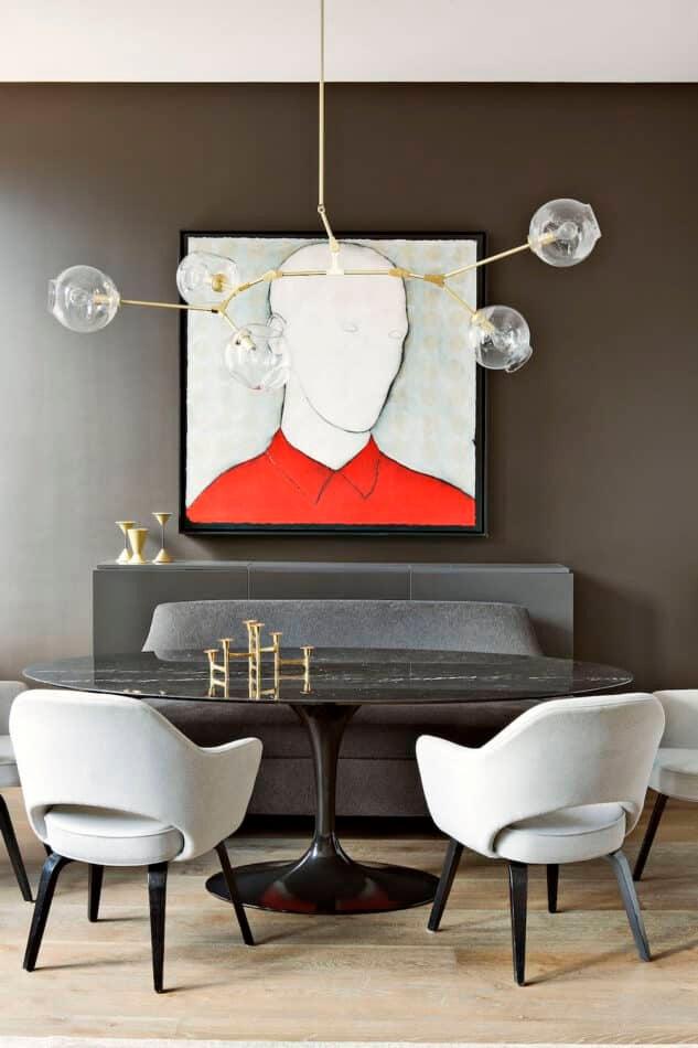 Shamir Shah dining room
