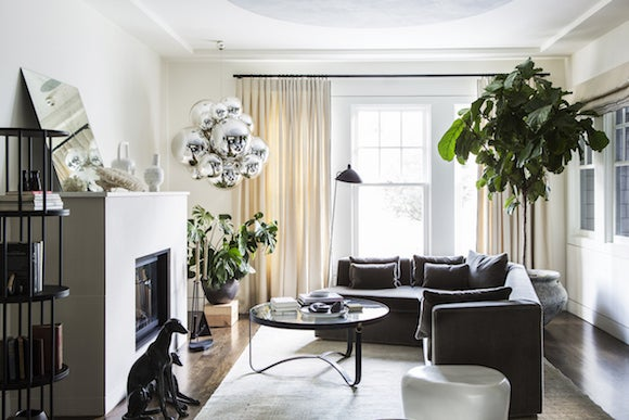 how to decorate with plants | the study