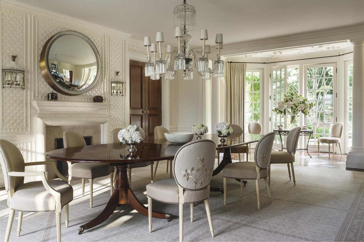 19 Tasteful Dining Rooms | The Study