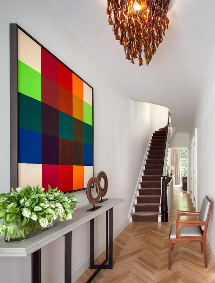 Foyer Ideas For Townhouse : Enchanting entryways and flawless foyers the study