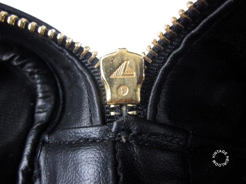 how to get a zipper slider back on track