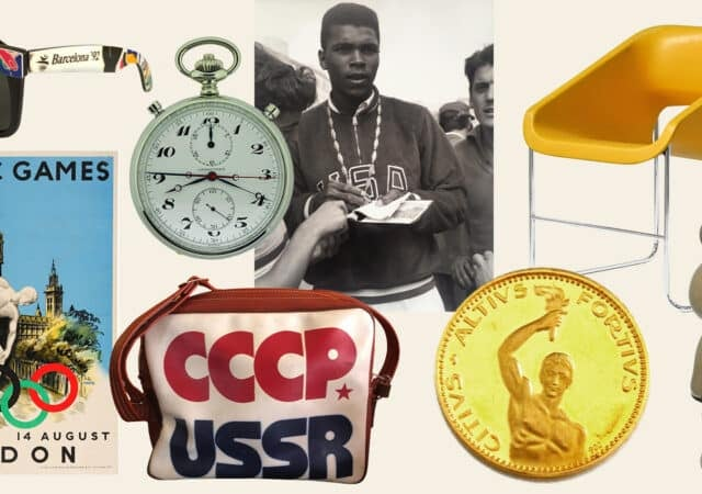 featured image for post: Medal-Worthy Memorabilia from Previous Summer Olympics