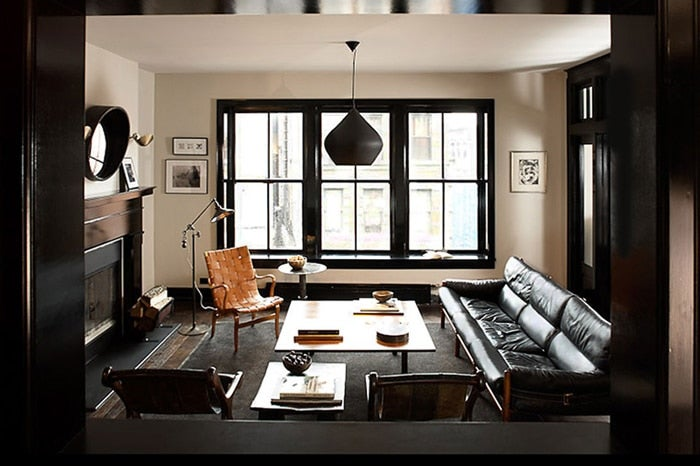 Classy Man Cave Furniture : Man cave decor elegant interiors of contemporary gentlemen