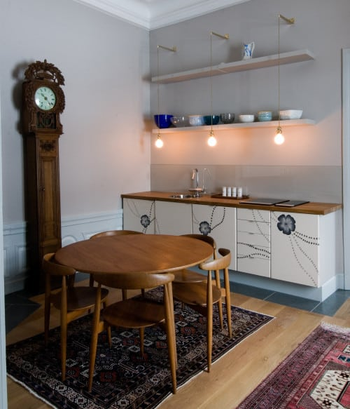 Scandinavian Traditional Kitchen Sweden Sweden By Sigmar