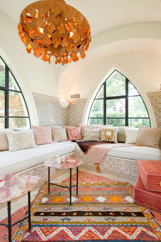 Genial Designer Emily Summers Was Inspired By A Family Trip To Marrakech When  Designing This Ladiesu0027 Retreat For Her Daughter In Law In Dallas.