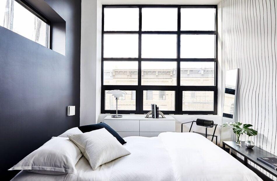 Ash NYC bedroom