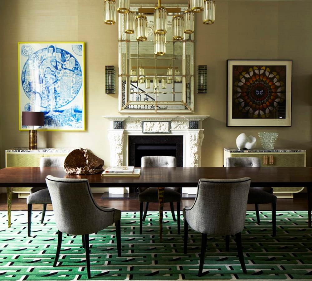 Step inside 17 interior designers 39 extraordinary homes for Interior designers london list