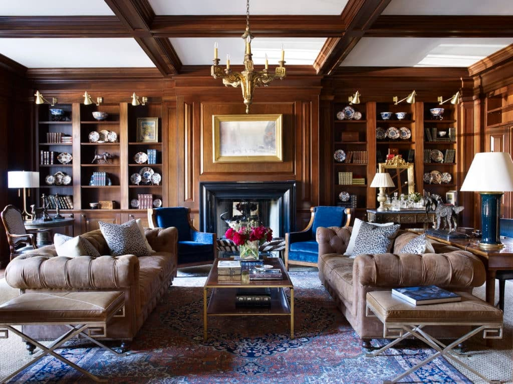15 interiors that stylishly display collections 1stdibs for Suzanne kasler inspired interiors