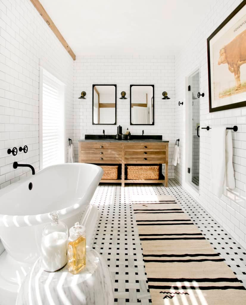 21 Rooms With Incredible Tiles The Study