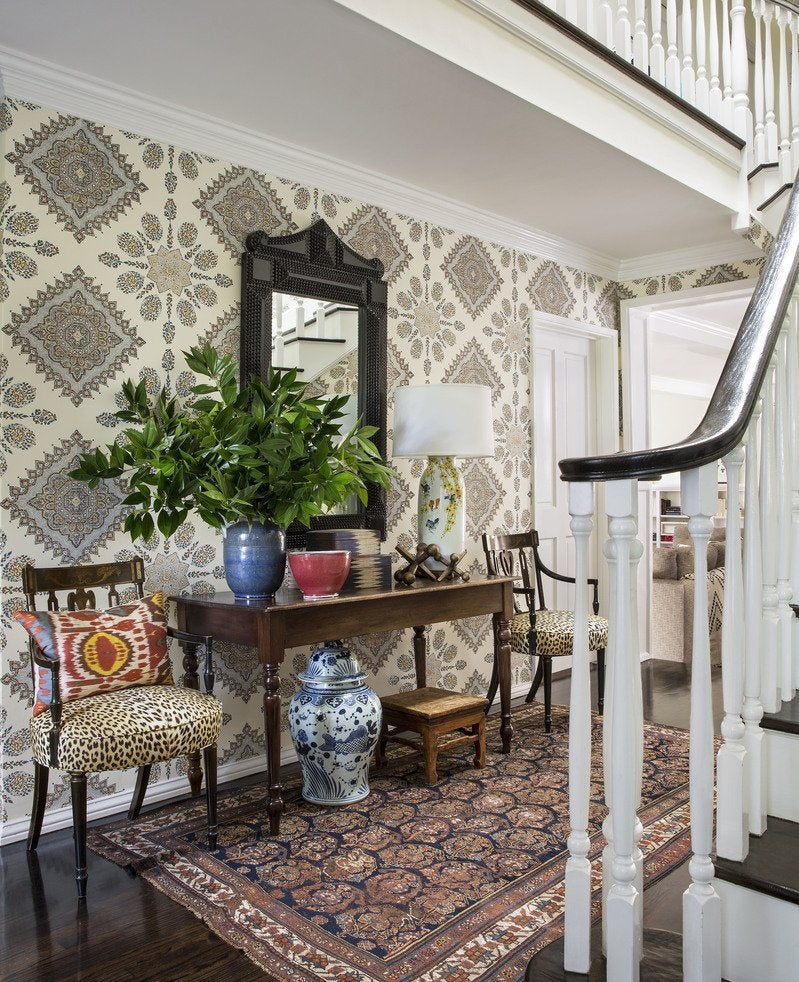 32 Enchanting Entryways And Flawless Foyers