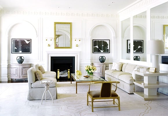 Transitional Living Room San Francisco Ca By Fisher