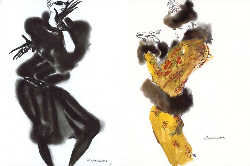 Peinture A La Mode Of Tony Viramontes 1stdibs Introspective