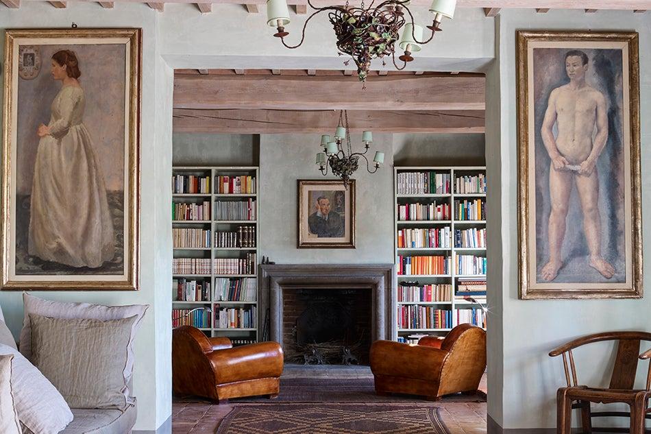 Giuseppe Brusone Navone Handled The Architectural Restoration And Interior Design