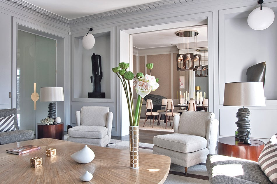 amazing french paris decor living rooms | Jean-Louis Deniot: Interiors Book and Design
