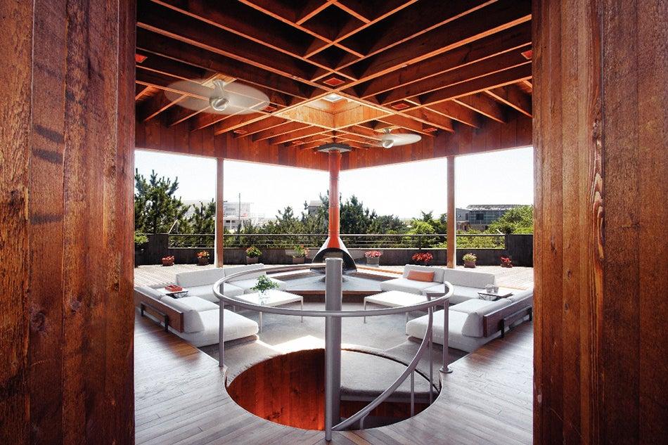 Inside Fire Island's Modernist Bungalows
