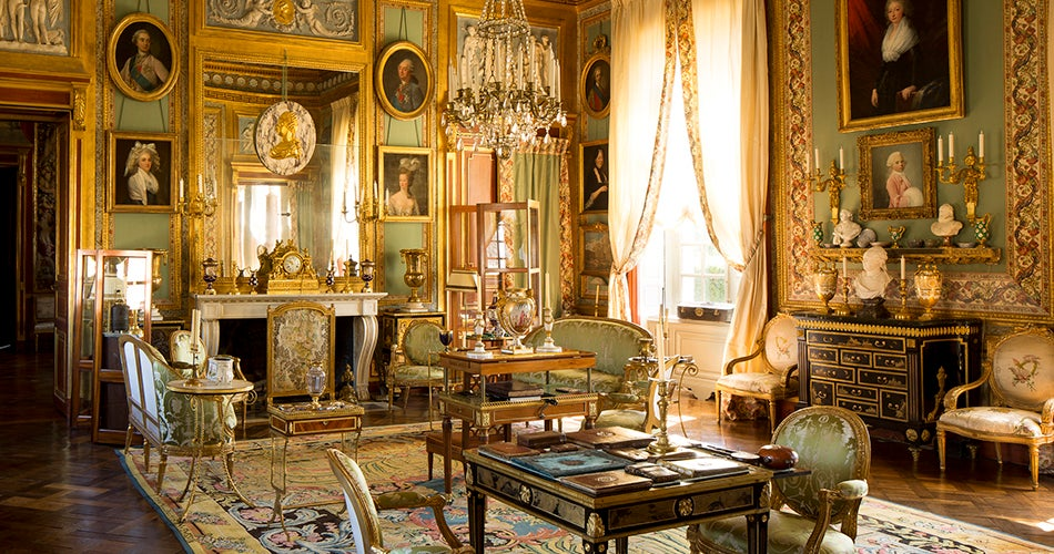 Jacques Garcia Normandy France A Recent Monograph Shines The Spotlight On Restoration Renovation And Redecoration Of Incomparable French Designer