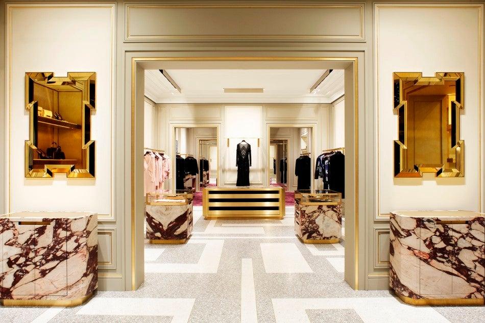 Pucci boutique