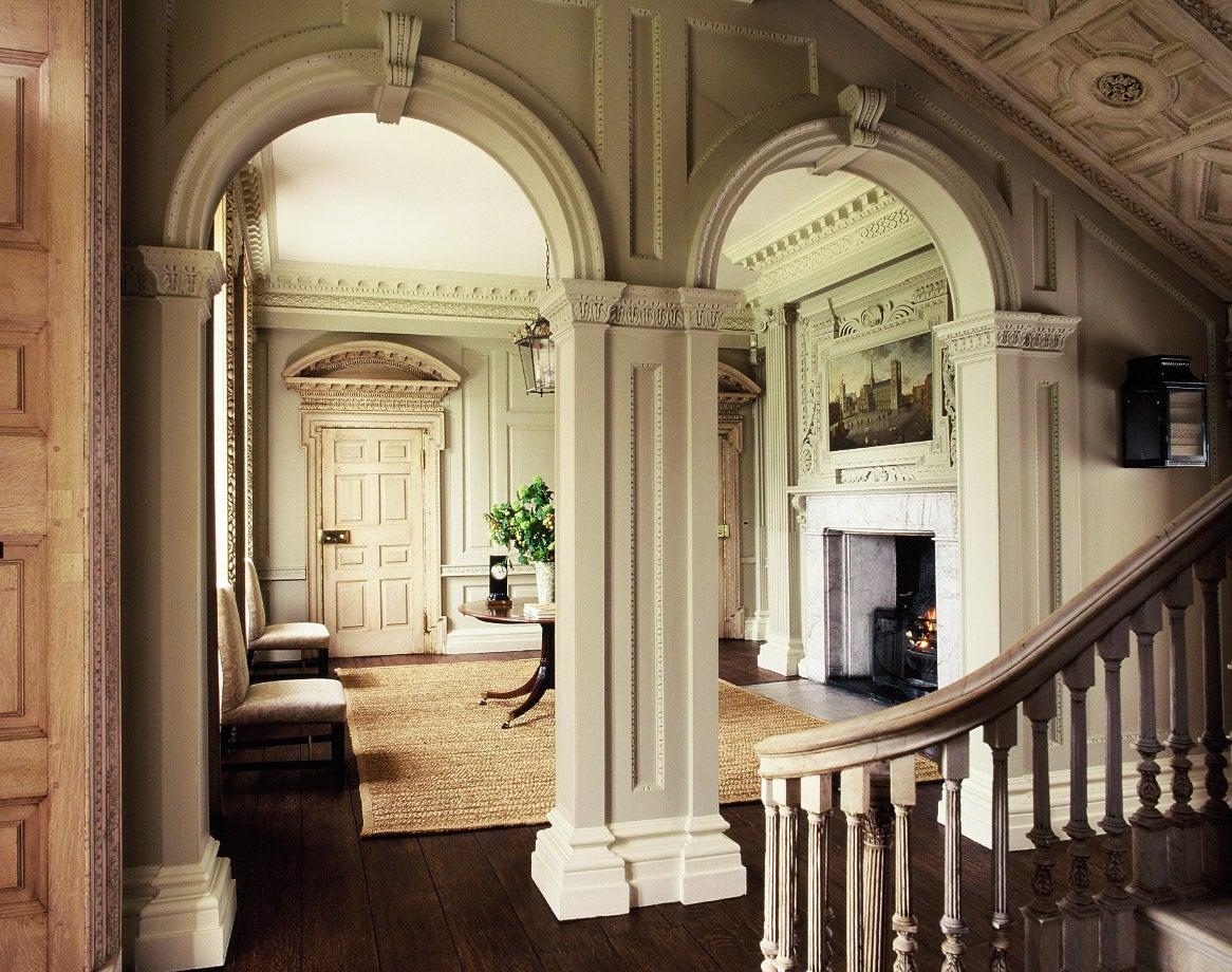 Veere grenney interior design all in proportion for Interior design mansion
