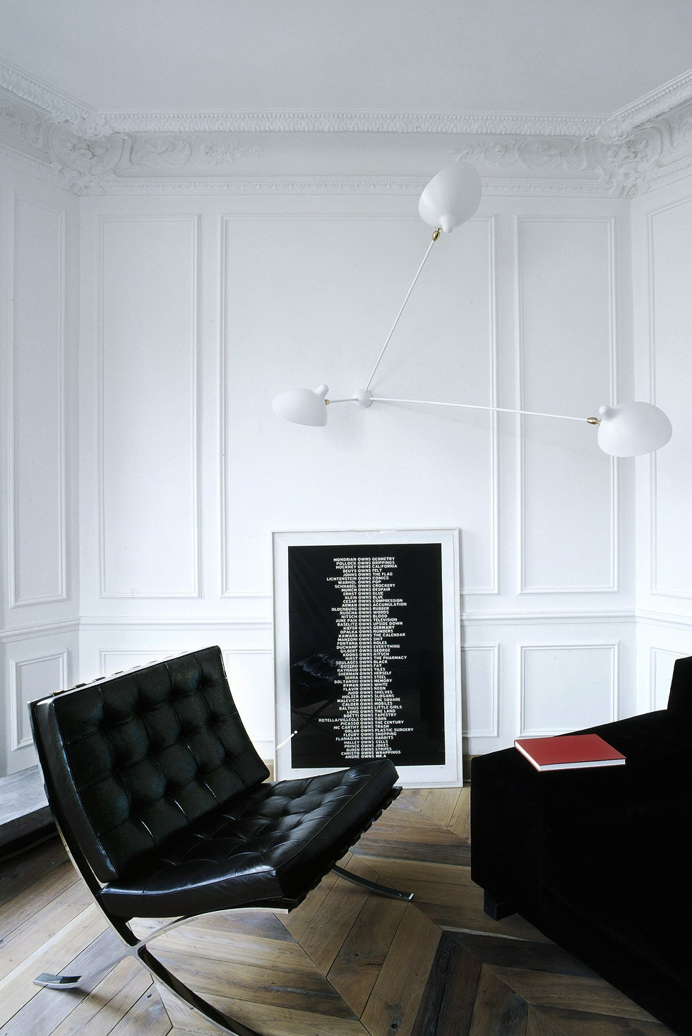 Interior: Joseph Dirand: Le Minimalist Of Interior Design & Architecture
