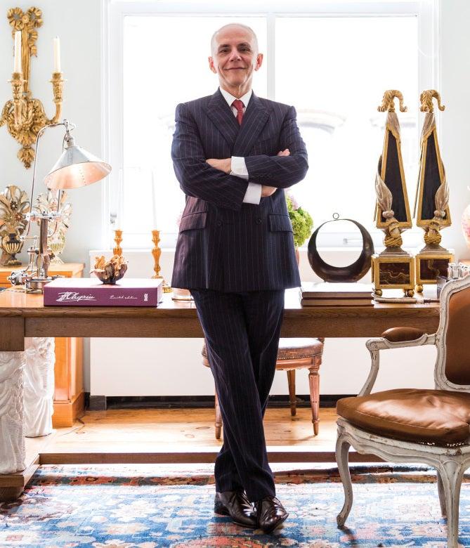 Robert couturier paradise found - Robert couturier interior design ...