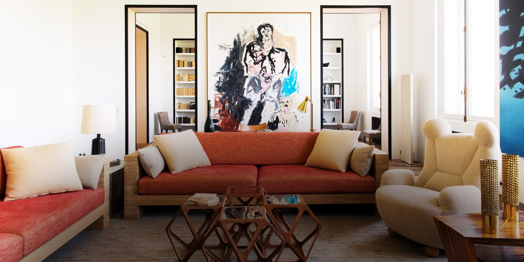 Pierre Yovanovitch Contemporary Comfort In Interior Design