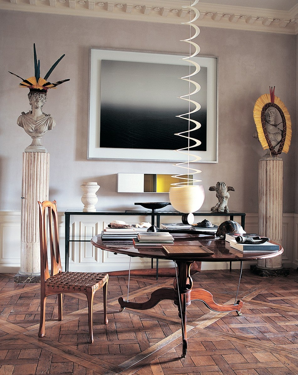 Jacques grange interior design 39 s french connection - What is interior design ...