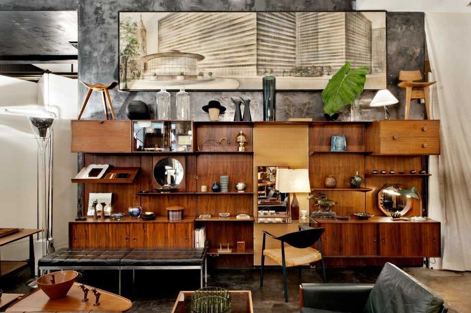 Great Birch Works In The Large, New Tribeca Space On Canal Street, Currently  Under Construction, Which Will House Mostly Furniture He Creates In His  Brooklyn ...