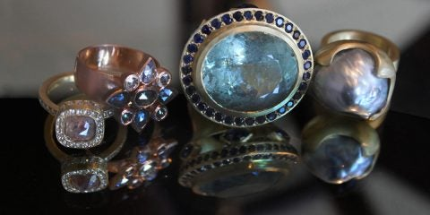 Lisanne Frankfurt 2012 Rings Collection