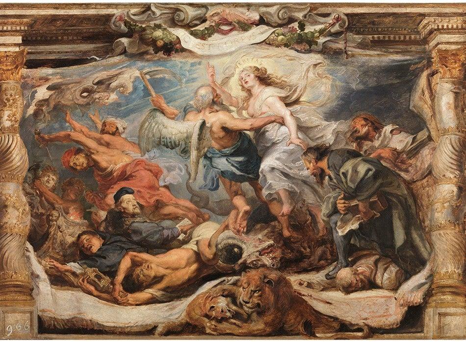 Spectacular Rubens: The Triumph of the Eucharist