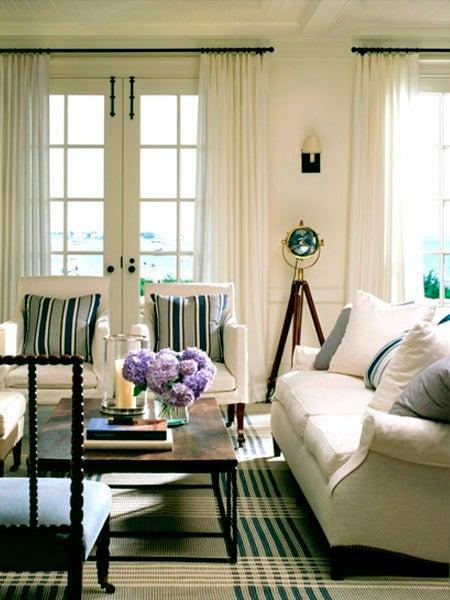 V ictoria Hagan Living Room Nantucket