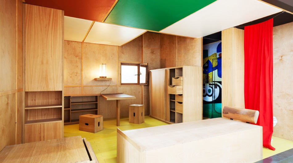 le corbusier. Black Bedroom Furniture Sets. Home Design Ideas