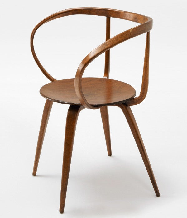The Pretzel Chair of 1952