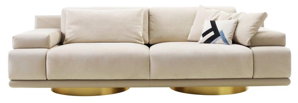 Present Perfect Parisian 1stdibs Introspective Home Furniture Sofa Fendi Casa
