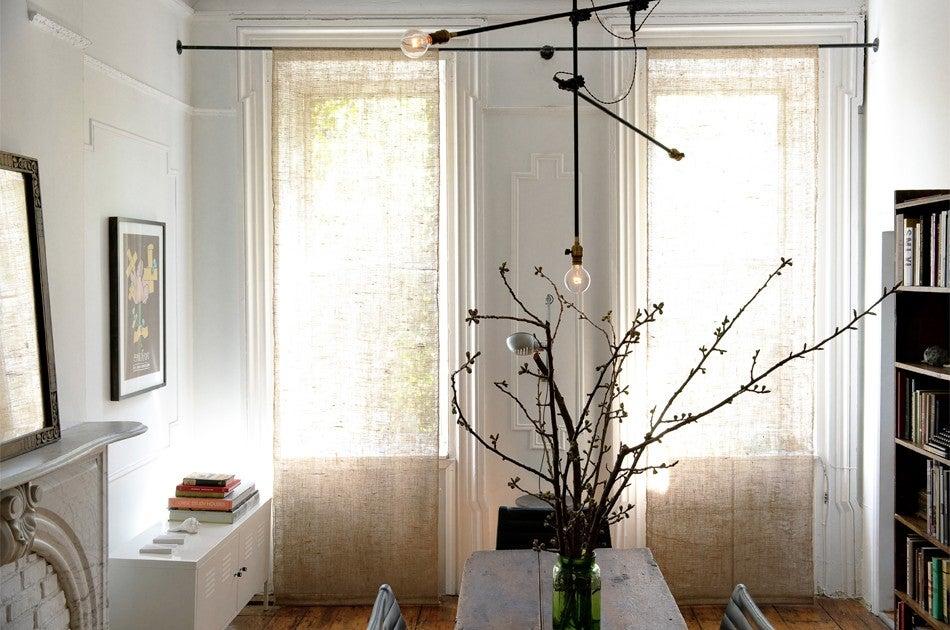 Dining room, industrial Chandelier
