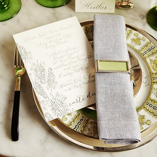 Setting the Modern Table
