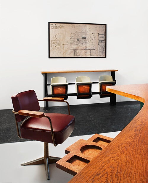 For 30 years, this Paris gallery has specialized in 20th-century architect-designed  furniture, in particular the work of Jean Prouv, whose Prsidence ...