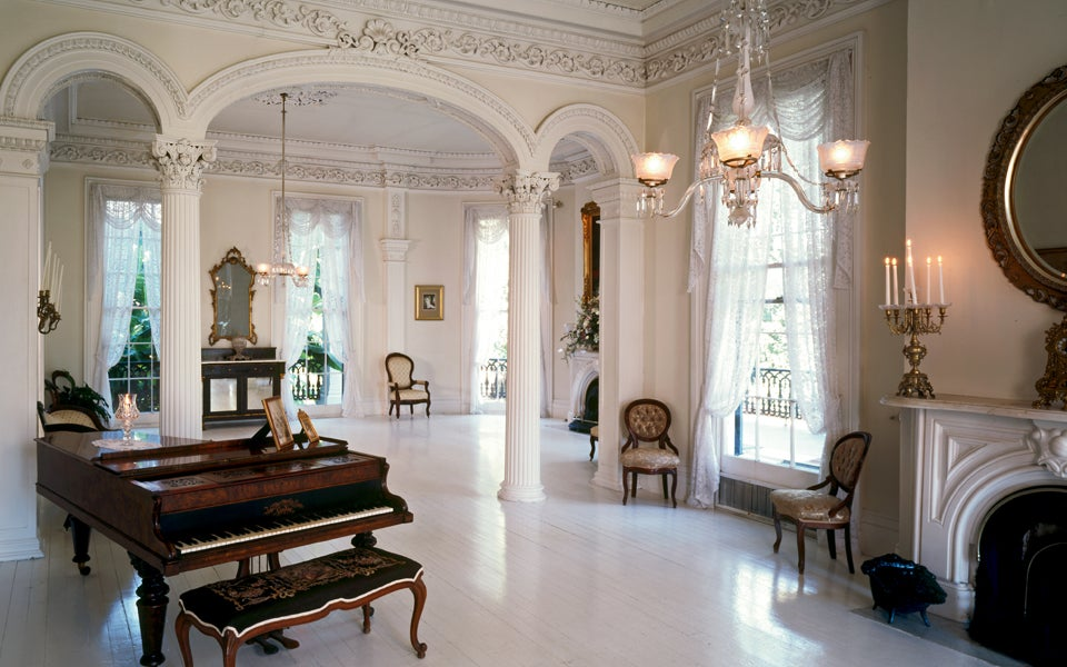 Today, It Is The Largest Extant Antebellum Plantation House In The South At  53,000 Square Feet.