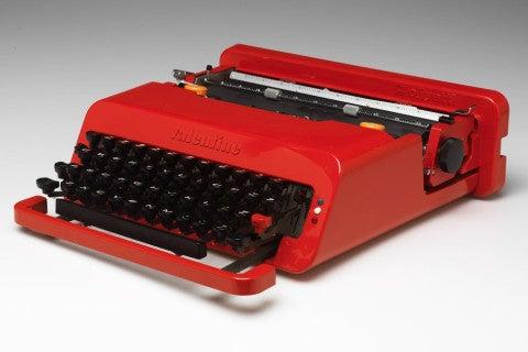 Ettore Sottsass Valentine Portable Typewriter, 1969