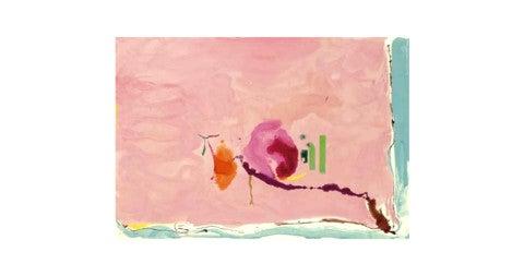 Helen Frankenthaler, <i>Flirt</i>, 1995, offered by Pink Shrimp Fine Art