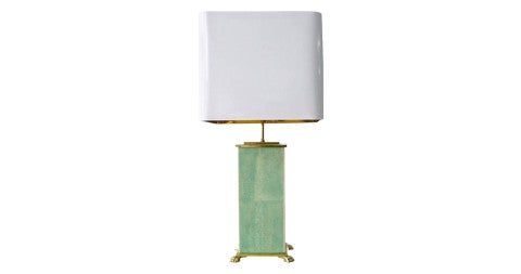Lamp attributed to Maison Jansen, 1950s