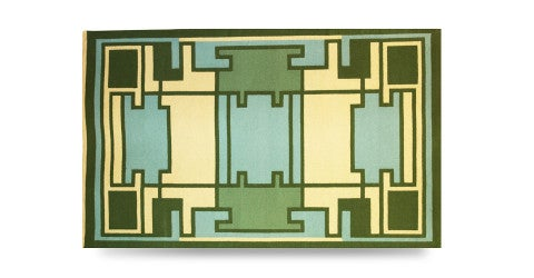 Anna Thommesen wool rug, 1973, offered by Secher Fine Art & Design
